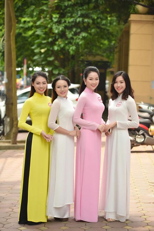 Dàn thiếu nữ xinh đẹp quy tụ ở sơ khảo Hoa hậu VN - 9