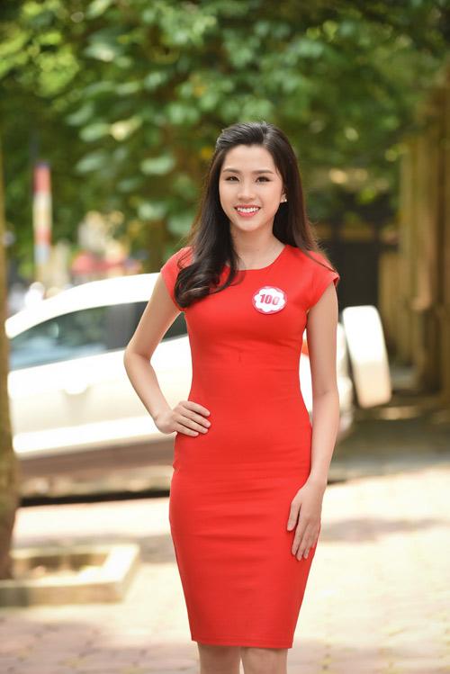Dàn thiếu nữ xinh đẹp quy tụ ở sơ khảo Hoa hậu VN - 10
