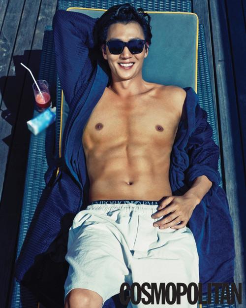 11 trai đẹp sexy đổ bộ màn ảnh Hàn hè 2016 - 1