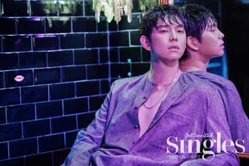 11 trai đẹp sexy đổ bộ màn ảnh Hàn hè 2016 - 2
