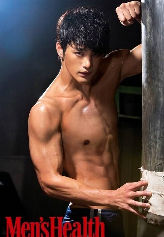 11 trai đẹp sexy đổ bộ màn ảnh Hàn hè 2016 - 4