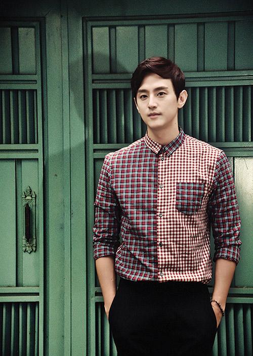 11 trai đẹp sexy đổ bộ màn ảnh Hàn hè 2016 - 8