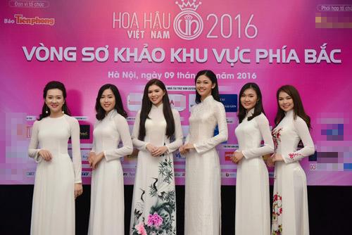 Em gái cao 1m80 của á hậu Trà My đi thi hoa hậu VN - 3
