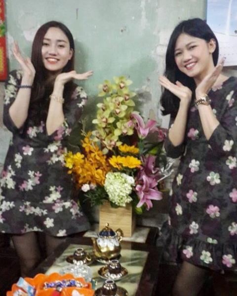 Em gái cao 1m80 của á hậu Trà My đi thi hoa hậu VN - 6