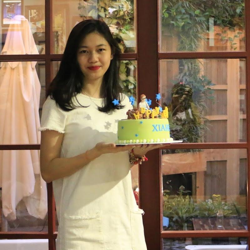 Em gái cao 1m80 của á hậu Trà My đi thi hoa hậu VN - 11