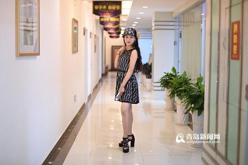 Nữ sinh 19 tuổi ước mơ phẫu thuật thành Lưu Diệc Phi - 5