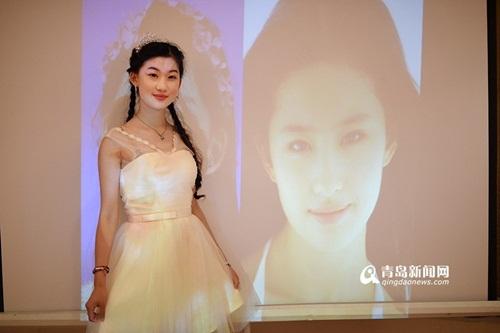 Nữ sinh 19 tuổi ước mơ phẫu thuật thành Lưu Diệc Phi - 6