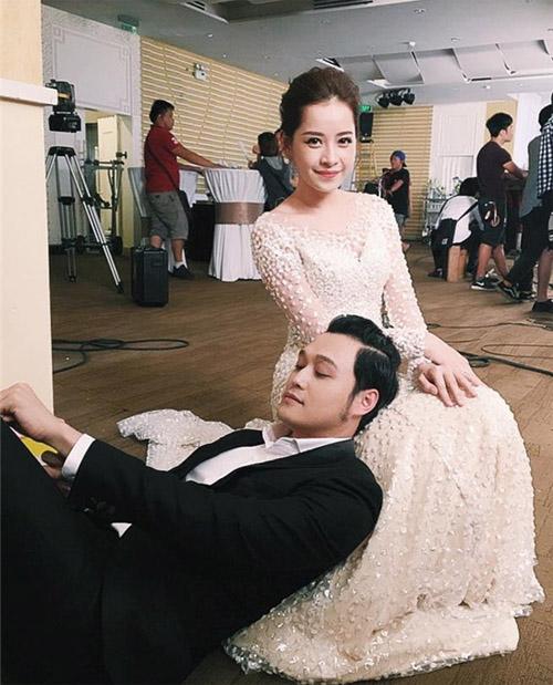 """Fan Chi Pu gửi tin nhắn """"hăm doạ"""" Quang Vinh - 1"""