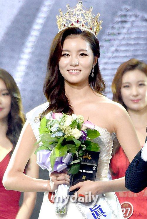Tân HH Hàn Quốc bị chê, mất quyền thi Miss Universe - 1