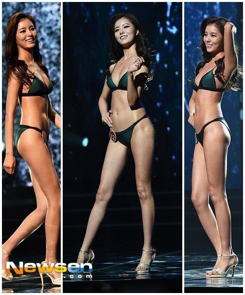 Tân HH Hàn Quốc bị chê, mất quyền thi Miss Universe - 2