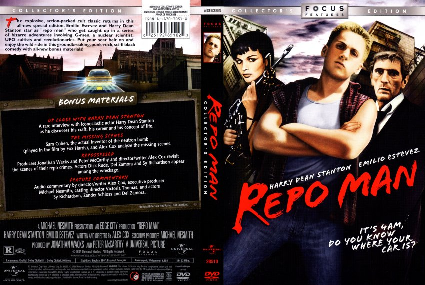 Trailer phim: Repo Man - 1
