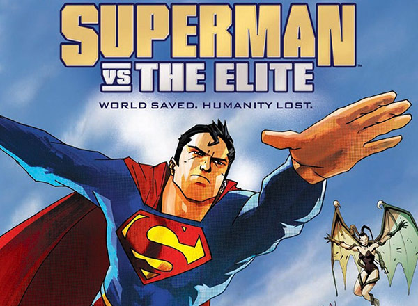 Trailer phim: Superman Vs. The Elite - 1