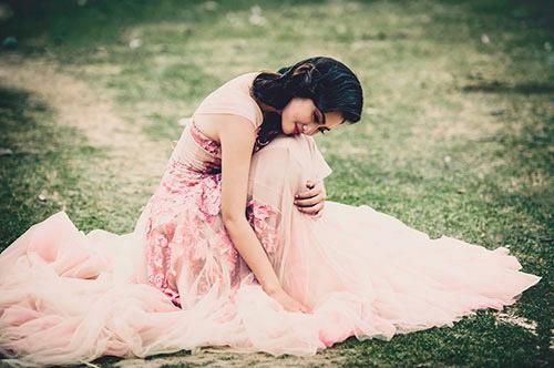 Lộ ảnh cưới gợi cảm của Ngọc Lan và bạn trai - 3