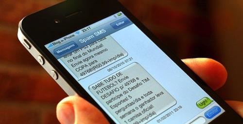 Bộ TT&TT xử phạt 8 doanh nghiệp phát tán tin nhắn rác - 1