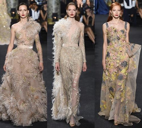 Elie Saab trình làng các mẫu váy lộng lẫy cho mẹ và bé - 12