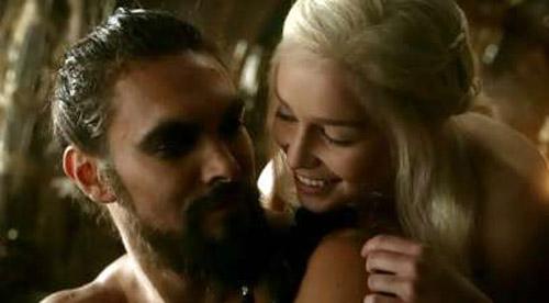 """""""Mẹ Rồng"""" nói về cảnh bị làm nhục trong Game of Thrones - 2"""