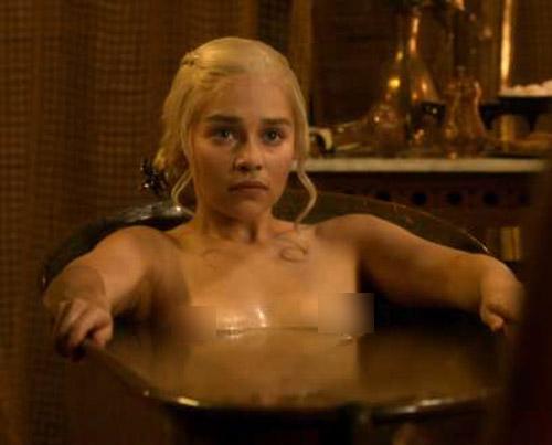 """""""Mẹ Rồng"""" nói về cảnh bị làm nhục trong Game of Thrones - 3"""