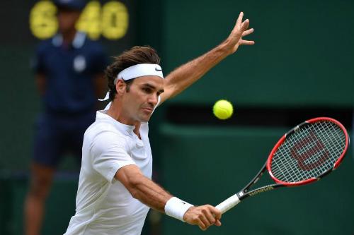 Tin thể thao HOT 10/7: Federer bội thu dù bị loại ở BK Wimbledon - 1