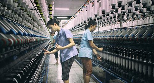 Cận cảnh nhà máy dệt lớn nhất Đông Dương trước ngày phá bỏ - 5