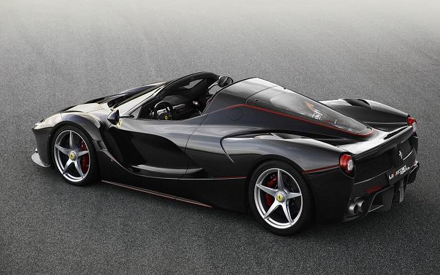 "Ferrari LaFerrari được đặt biệt danh ""Aperta"" - 3"