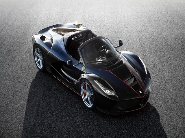"Ferrari LaFerrari được đặt biệt danh ""Aperta"" - 2"