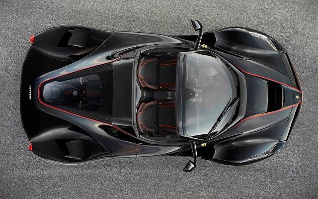 "Ferrari LaFerrari được đặt biệt danh ""Aperta"" - 4"