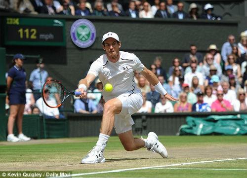 Video Andy Murray vs Raonic - 1