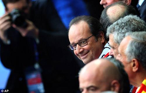 Stade de France rực lửa tiếp sức Pháp – Bồ Đào Nha - 8