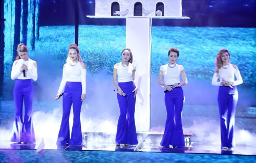 Cô gái giống Mỹ Tâm, Hà Hồ bất ngờ bỏ thi X-Factor - 3