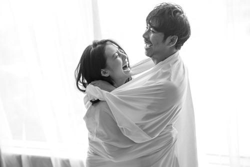 Trọn bộ ảnh cưới trong phòng ngủ của kiều nữ Ngọc Lan - 4