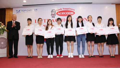 Acecook Việt Nam: đồng hành cùng sinh viên Việt Nam - 1