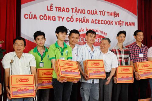 Acecook Việt Nam: đồng hành cùng sinh viên Việt Nam - 2