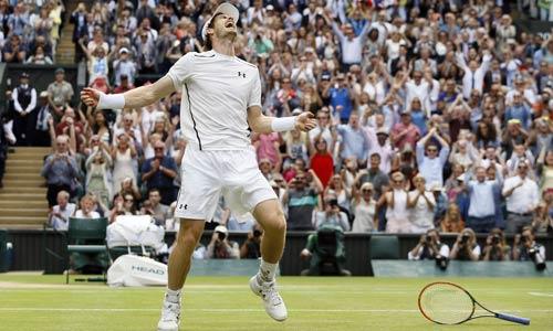 Murray lên đỉnh Wimbledon: Công lý cho kẻ xứng đáng - 1