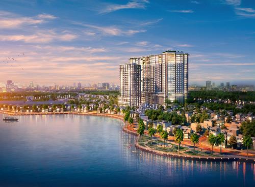 Sun Grand City Thuy Khue Residence mở màn cho chuỗi dự án căn hộ cao cấp - 4