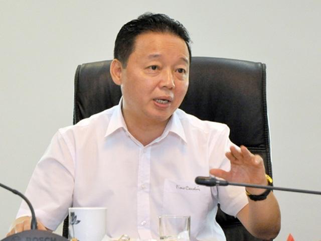 Bộ trưởng Trần Hồng Hà: Formosa tự thay đổi công nghệ - 1