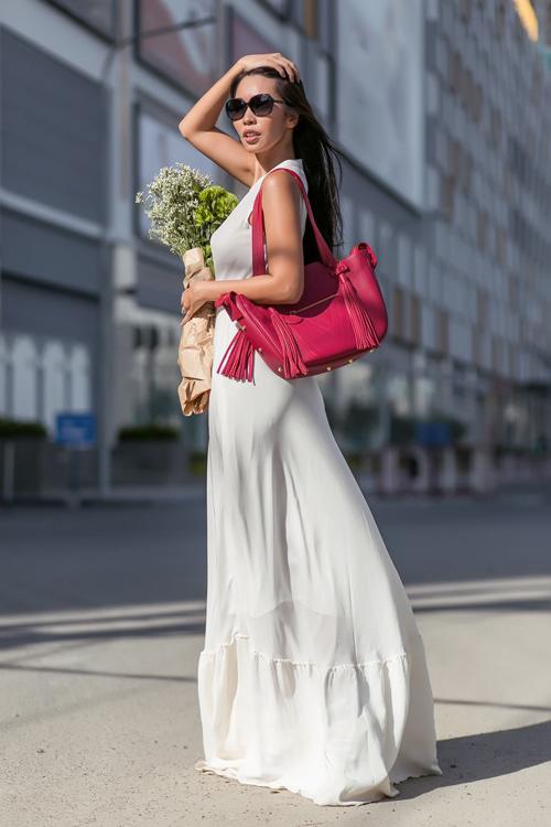 """Trước hôn lễ 20 ngày, Hà Anh vẫn tất bật """"chạy sô"""" - 8"""