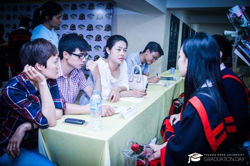 ĐH Phương Đông: Sinh viên được doanh nghiệp tuyển dụng ngay tại lễ tốt nghiệp - 3
