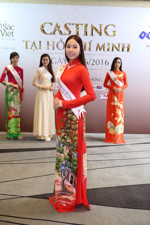 Bán kết khu vực phía Nam Hoa hậu Bản sắc Việt toàn cầu - 2