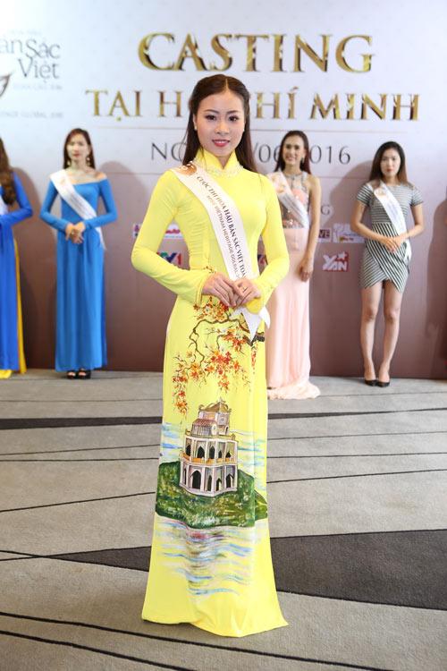 Bán kết khu vực phía Nam Hoa hậu Bản sắc Việt toàn cầu - 3