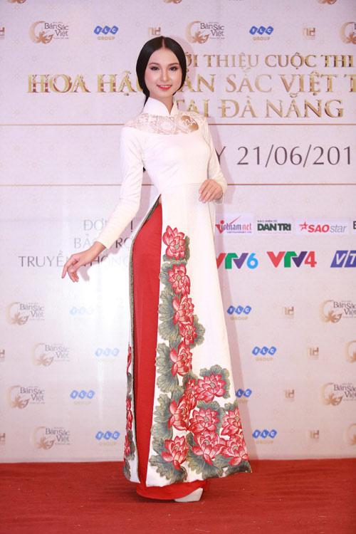 Bán kết khu vực phía Nam Hoa hậu Bản sắc Việt toàn cầu - 4