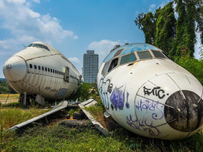 """Bí ẩn nơi hàng loạt máy bay """"chết"""" ở Thái Lan - 1"""