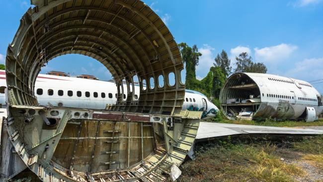 """Bí ẩn nơi hàng loạt máy bay """"chết"""" ở Thái Lan - 3"""