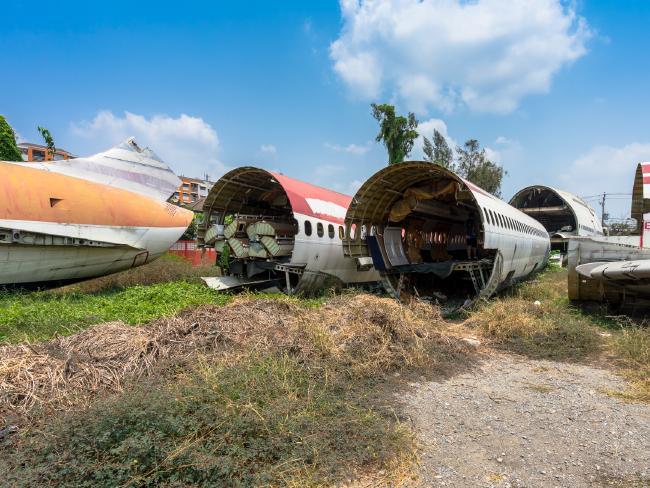 """Bí ẩn nơi hàng loạt máy bay """"chết"""" ở Thái Lan - 2"""