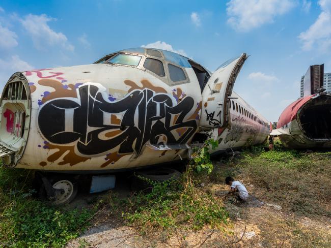 """Bí ẩn nơi hàng loạt máy bay """"chết"""" ở Thái Lan - 4"""