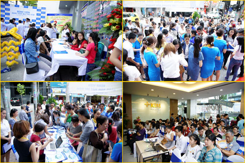 Gần 2000 người dự khai trương Bệnh viện Răng Hàm Mặt Sài Gòn - 1