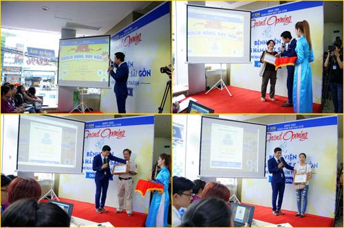 Gần 2000 người dự khai trương Bệnh viện Răng Hàm Mặt Sài Gòn - 2
