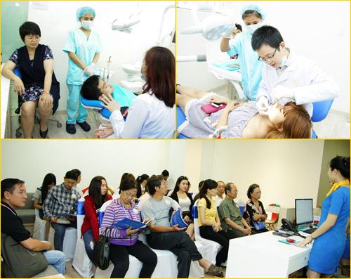 Gần 2000 người dự khai trương Bệnh viện Răng Hàm Mặt Sài Gòn - 5