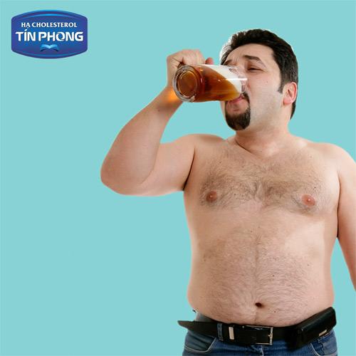 Uống quá nhiều rượu bia, đàn ông Việt dễ đột tử bậc nhất thế giới - 1