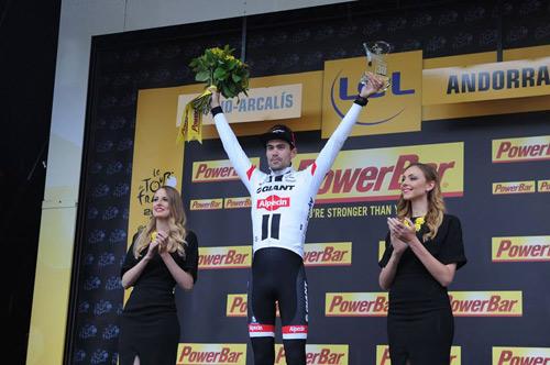 Tom Dumouli đã giành quán quân chặng 9 Tour de France cho Team Giant-Alpecin - 1