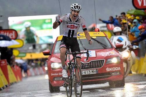 Tom Dumouli đã giành quán quân chặng 9 Tour de France cho Team Giant-Alpecin - 5